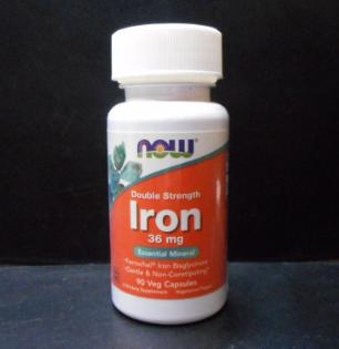 鉄のサプリメント