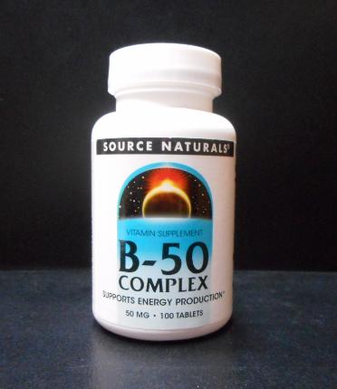 ビタミンB群のサプリメント